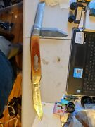 Vintage Rare Schrade Kentucky Whittler Large Store Display Knife 12 Closed Rare