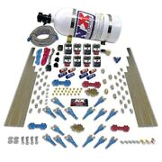 Nitrous Express 90008-10 Shark Dual Stage Direct Port System