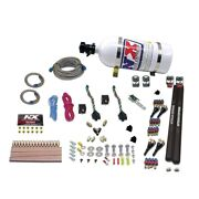 Nitrous Express 90094-12 Sx2 Direct Port System X 2 With Composite Bottle