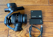 Dji Zenmuse X5r Raw 3-axis Gimbal Camera With Mft 15mm Lens And 512 Ssd And Reader