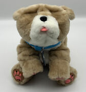 Little Live Pets Rollie My Kissing Puppy Bulldog Pug Interactive Dog Toy C-video