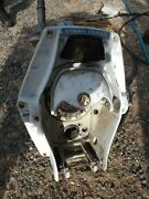 Volvo Penta Transom Housing Shield Plate Assembly With Steering Fork 867981