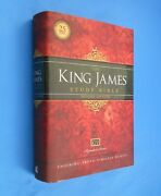 The King James Study Bible 2nd Edition Hardcover Thomas Nelson Signature Series
