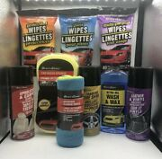 Drivers Choice Ultimate Car Cleaning Kit 9 Items Best Value Cheapest Price