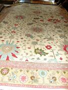12and039x18and039 Very Decorative Hand Made Rug.