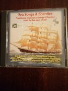 Various Artists 1998 Cd Sea Songs And Shanties Bob Roberts Harry Cox Copper Family