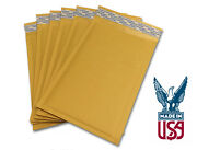 Size 000 4.25x7 Kraft Bubble Mailer - Ships Today