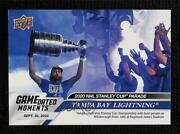 2019-20 Upper Deck Game Dated Moments Stanley Cup Parade A1