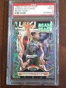 1992-93 Stadium Club Beam Team Shaquille Oandrsquoneal Rookie Psa 9 See Photo 3