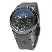 Perrelet Turbine Toxic Special Edition A4022/1 Automatic Stainless Rubber Menandrsquos