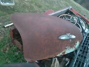 1952 Buick Special Trunk With Emblem Latch And Lock Assembly