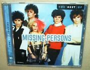 Missing Persons - The Best Of Missing Persons Cd10 Tracks- 2002 Ten Best Series