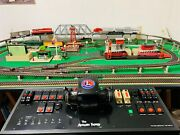 Wow Addams Family Showroom Display Layout Lionel Super O Original Plans