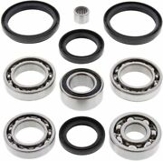Rear Differential Bearing And Seal Kit For 1998-1999 Yamaha Yfm350fw Big Bear