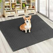 Exercise Floor Mat Gym Garage Home Fitness Foam Flooring Workout Yoga Thick Tile