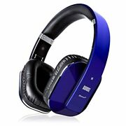 Over Ear Bluetooth Wireless Headphones - August Ep650 With Android/ios App For C