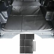 Trunk Portable Mattress Pad Cushion Bed For Toyota 4runner 14+ Black Accessories
