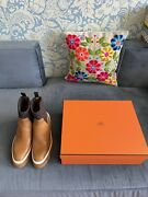 Hermes Vadrouille Ankle Boots Size 36.5 - New In Box -purchased On 2/24/21