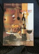Tasting The Wine Country Sharon Oand039connorand039s Menus And Music Book W/ Cd--2001