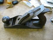 Stanley R And L.co. Bedrock 604 C Bottom Hand Plane-patd.apr 2 1895 B Casting