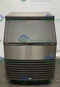 Manitowoc Qf0406a Self-contained Air-cooled Flake Ice Maker Qf400 115v