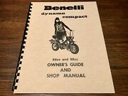 Benelli Dynamo 50cc And 65cc Complete Owners Guide And Shop Service Manual