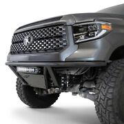 For Toyota Tundra 14-20 Front Bumper Pro Bolt-on Full Width Hammer Black Front