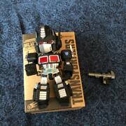 Transformers Kids Logic Black Convoy Decepticon Replacement Hand Parts Used