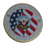 Us Navy Chief Petty Officers Core Of Leadership Challenge Coin