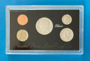 1994 S Silver Proof Set U.s. Mint United States Five Coin Set With Coa