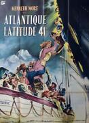 A Night To Remember - Titanic / Boat / Lifeboat - Original Large Movie Poster