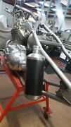 Tinworksinc Fuel Cell Auxiliary Gas Tank/bobber/chopper/triumph/bsa/cafe