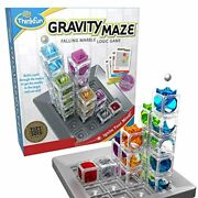 Thinkfun 6 Gravity Maze Marble Run Brain Game And Stem Toy For Boys And Girls Ag