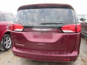 Trunk/hatch/tailgate Camera Power Liftgate Fits 17 Pacifica 2268870