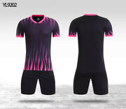 Soccer Uniforms 21 Each Jersey With Numbers Names + Shorts + Socks