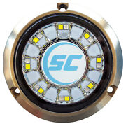Shadow-caster Led Lighting Scr-16-bw-bz-10 Blue/white Color Changing Underwater