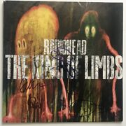 Radiohead Signed Album The King Of Limbs Thom Yorke Group Autographed Epperson