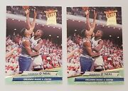 🔥shaquille Oneal Shaq 1992-93 Fleer Ultra Rookie Card 328 Sp Lot 2 Rc Hot