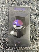 Pokemon Master Ball By The Wand Company In Hand Limited Edition 418/5000 25th