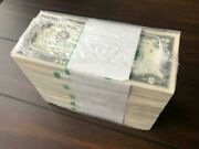 💵 1000 New 2 Dollar Bill Note Sequential Denomination Us Usd Uncirculated