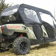 Falcon Ridge Soft Upper Doors And Rear Window For Can Am Commander Max