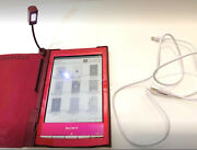 Sony Prs-t1 2gb Wi-fi 6in - Red