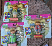 Cabbage Patch Kids Toys R Us 50 Years Forever 1998 Complete Set Of 3 Norma Jean