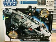 Star Wars The Legacy Collection Millennium Falcon New Sealed See Pictures