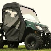 Full Cab Enclosure With Aero-vent Windshield For American Sportworks Landmaster