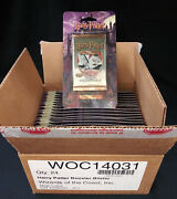 Harry Potter Tcg Base Set Blister Pack Booster Box 24ct Factory Sealed