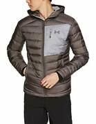 Under Armour Mens Down Sweater Hooded Jacket - Choose Sz/color