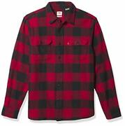 Leviand039s Menand039s Classic Worker Long Sleeve Wovens - Choose Sz/color