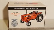 Allis Chalmers 195 1/16 Diecast Metal Farm Tractor Replica By Scale Models