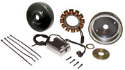 Heavy Duty 32 Amp Charging System 4 Harley Big Twin Up To 1998 - 1999 Evo